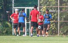 Bagus Kahfi Masuk, Shin Tae-yong Panggil Juga 4 Pemain Luar Negeri Skuad Senior ke Timnas U-23 Indonesia