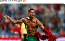 Sir Alex Ferguson: Cristiano Ronaldo Harus Menang Ballon d'Or 2021