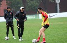Mengintip Latihan Berat Timnas U-23 China Jelang Lawan Timnas U-23 Indonesia