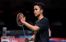 Hasil Undian Perempat Final Thomas Cup 2020 - Indonesia Bersua Musuh Bebuyutan