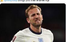 Inggris Gagal Raih Kemenangan, Gareth Southgate Enggan Salahkan Harry Kane yang Memble