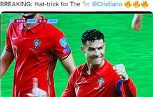 Portugal Habisi Tamu, Cristiano Ronaldo Ukir Sejarah Baru di Dunia Sepak Bola Internasional