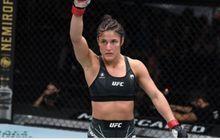Kalah Sangar dari Perempuan, Rekor Khamzat Chimaev di UFC Patah!