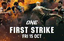Pesta Kickboxing dan Juara Baru di ONE Championship: First Strike