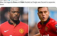 Dua Legenda Manchester United Berantem sampai Tak Bicara 3 Bulan
