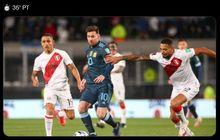 Argentina Menang Susah Payah Lawan Peru, Lionel Messi Soroti Kinerja Wasit