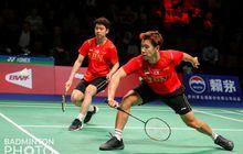 Hasil Thomas Cup 2020 - Marcus/Kevin Menang, Indonesia Vs Denmark, 1-1