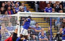 Hasil Liga Inggris - Cristiano Ronaldo Salto Ngawur, Man United Dibantai Leicester dalam Hujan 6 Gol