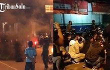 900 Suporter Nekat ke Solo hingga Geger dengan Polisi, Tagih Tuntutan ke Manajemen PSS Sleman