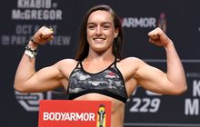 UFC Vegas 40 - Jagoan Cewek yang Payah Atur Berat Badan Selamatkan Jadwal