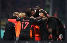 Hasil Liga Italia - AC Milan Bangkit Hajar Verona 3-2 setelah Tertinggal 0-2, Tak Jadi Ikutan Inter Kalah