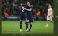 Sinarnya Masih Terhalang Kylian Mbappe, Lionel Messi Diminta Geser Posisi