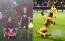 Sosok yang Buat AS Roma Kalah 6-1 Ternyata Teman Dekat Haaland Saat Masih Zaman Alay