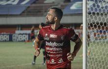 Ilija Spasojevic di Puncak Daftar Top Scorer Liga 1, Pelatih PSS Minta Lini Belakang Fokus