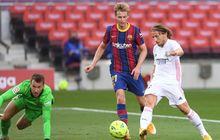 Link Streaming Barcelona vs Real Madrid, Benzema Dinyatakan Fit untuk El Clasico
