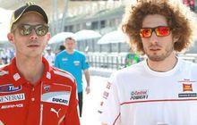 Ulang Tahun Ke-40, Valentino Rossi Terus Kepikiran Insiden Marco Simoncelli