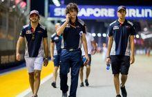 Toro Rosso Selalu Buka Pintu untuk Sean Gelael
