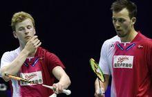 Sukses Rebut Gelar Juara China Open 2018, Ganda Putra Denmark Mengaku Masih Terkejut