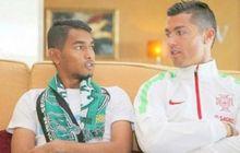 Anak Angkatnya di Indonesia Bocorkan Kabar Terbaru Cristiano Ronaldo