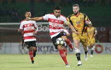 Madura United Cabut Sponsor untuk Naturalisasi Fabiano Beltrame