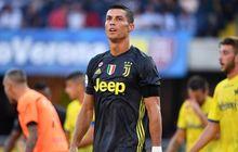 Cristiano Ronaldo Ceritakan Kronologi Berhasilnya Dia Dapat Nomor 7 di Juventus