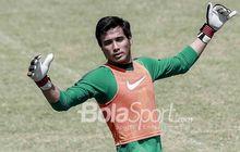 Muhammad Ridho Beri Petuah ke Para Kiper Timnas U-19 Indonesia