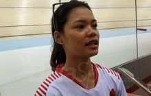 Asian Track Championships 2019 - Ayustina Delia Bidik Medali 3.000 Meter Pursuit Setelah Gagal di Point Race