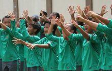 Timnas Putri Termotivasi Kemenangan Timnas U-23 Indonesia di Penyisihan Grup A Asian Games 2018