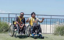 Maybank Bali Marathon 2018 - Dinantikan Para Pelari Kursi Roda