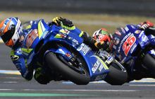 Vinales Berharap Bisa Mengobrol dengan Rossi, Tapi...