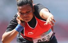Asian Para Games 2018 - Suparniyati Tambah Medali Emas Indonesia dari Para Atletik
