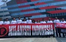 Milanisti Indonesia Dapat Kejutan Spesial dari Pemain AC Milan di San Siro