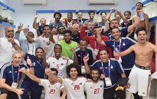 Ini yang Terjadi di Ruang Ganti UEA Usai Tumbangkan Timnas U-23 Indonesia
