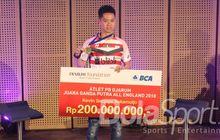 Kisah Kevin Sanjaya, Dulu Disia-siakan Pelatih Kini Menjadi Juara Dunia, Ini Rahasia Keberhasilannya