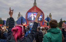 GALERI FOTO - Euforia Pembukaan FIFA Fan Fest