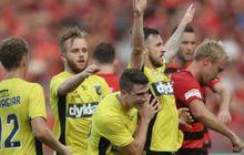 Bela Newcastle Jets, Eks Pemain Mitra Kukar Alami Hat-trick Kekalahan di A-League