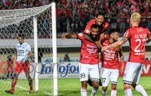 Baru Main 17 Menit, Mantan Striker Ganas Bali United Diusir Wasit