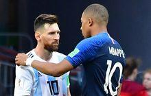 Lupakan Lionel Messi dan Cristiano Ronaldo, Piala Dunia 2018 Pentasnya Kylian Mbappe