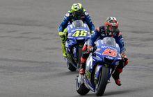 Vinales Tuntut Sesuatu pada Yamaha Usai Melihat Marc Marquez di GP Prancis