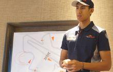 Ketika Sean Gelael Membedah Sirkuit Sepang Menjelang Latihan 1 GP Malaysia