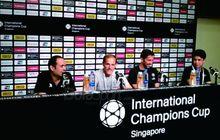 Gianluigi Buffon: Saya Tak Pernah Meminta Jatah Jadi Nomor Satu