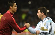 Statistik Terbaru Cristiano Ronaldo dan Lionel Messi pada Awal Musim Ini, Saling Bertolak Belakang!
