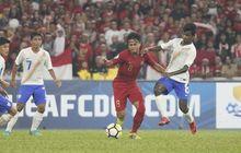 Timnas U-16 Indonesia Satu Langkah Lagi ke Piala Dunia U-17 2019