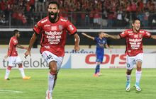 Mantan Bali United Marcos Flores Resmi Gabung Klub Australia