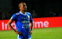 Lawan Mario Gomez dan Borneo FC, Kapten Persib Bandung Tak Gentar