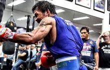 Pemenang Sabuk WBA Kelas Welter Tantang Manny Pacquiao di Ring Tinju