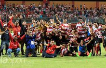 Cetak 15 Gol dari Dua Laga Uji Coba, Madura United Puas