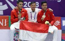 hendry saputra puas dengan grafik positif tunggal putra indonesia