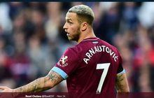 Pelatih West Ham Tepis Spekulasi Potensi Hengkang Marko Arnautovic