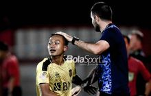 Cerita Gelandang Bhayangkara FC Soal Debut Gol dan Hukuman Ketiduran